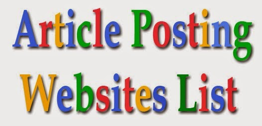 Free guest posting lists without approval - The Top Hints