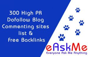 Instant Approval Comment Posting site list 2019 - The Top Hints